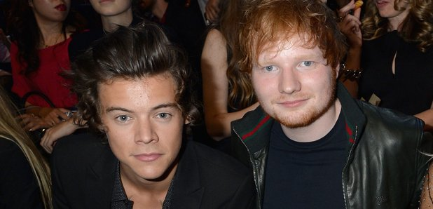 Fans Think Ed Sheeran Might Duet With Harry Styles At The ...