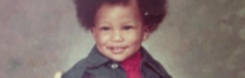 Pharrell baby picture