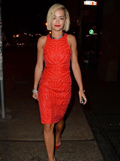 Rita Ora at the VMA's After Party