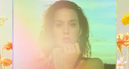 katy perry prism album cover artwork