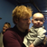 Image 3: Ed Sheeran with a baby