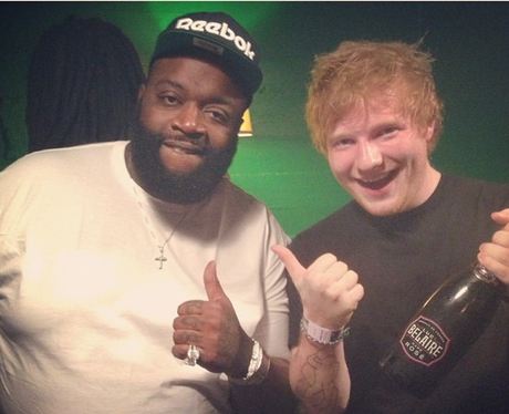 Ed Sheeran instagram