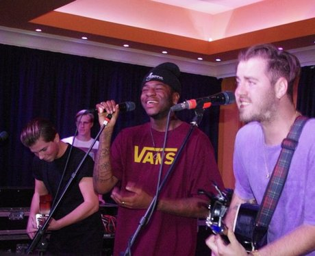 The loveable Rogues at Solent uni Ball