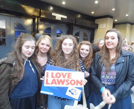 Lawson at Manchester Apollo 2013