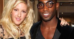 Ellie Goulding and Tinie Tempah Q Awards 2013