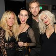 Ellie Goulding, Katy Perry, Calvin Harris and Rit