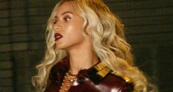 Beyonce filming new video in New York