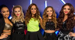 Little Mix with Max Jingle Bell Ball 2013