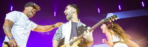 Rudimental and Foxes live Jingle Bell Ball 2013