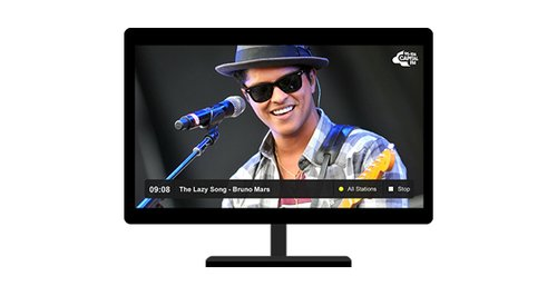 Capital FM TV App Bruno