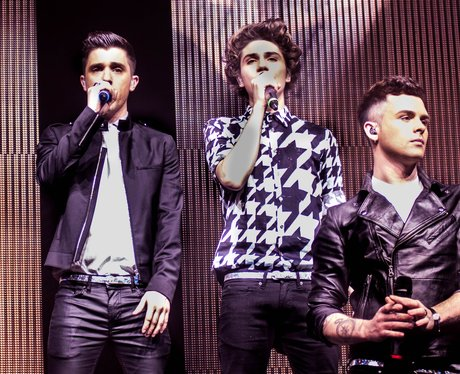 Union J Perform in Cardiff