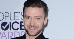 Justin Timberlake Peoples Choice Awards 2014