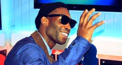 Tinie on Capital Breakfast