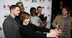 Young people take selfless with PlanB