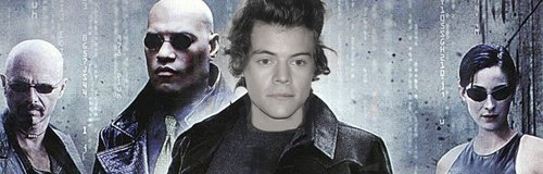 Harry Styles Film Roles: The Matrix (Neo)