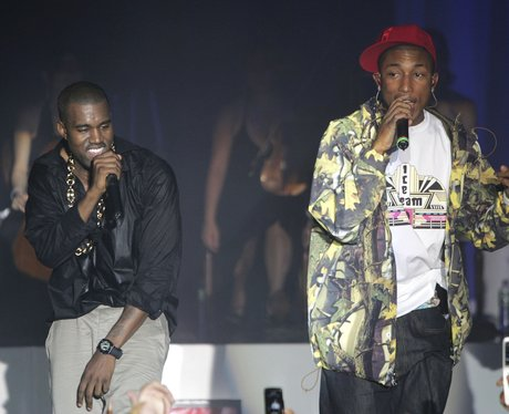 5. Kanye West - Pharrell Williams: 11 People We Want To ...