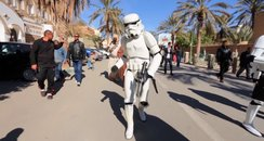 Star Wars 'Happy' Spoof Video
