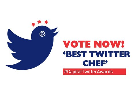 Twitter Awards 2014: Best Twitter Chef