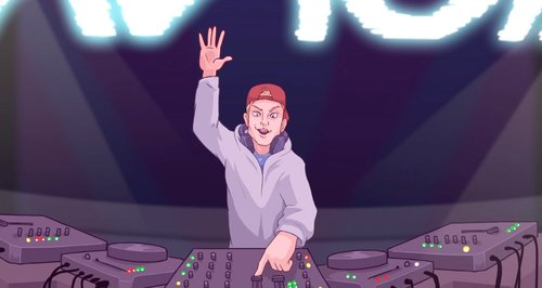 Avicii's 'Wake Me Up' Remix Gets New Animated Video ...