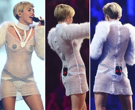 Miley Cyrus Craziest Outfits