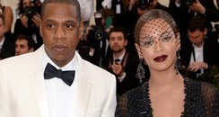 Jay Z and Beyonce MET Ball 2014