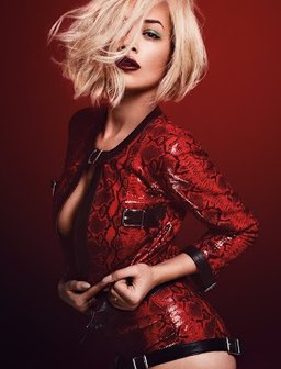 Rita Ora Press Shot 2014