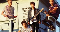 The Vamps Somebody To You Artwork