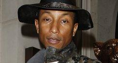 Pharrell Williams in London