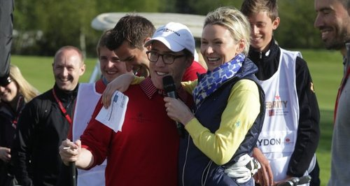 The Celebrity Cup 2014