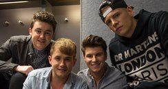 EMBARGOED Rixton On Air Interview