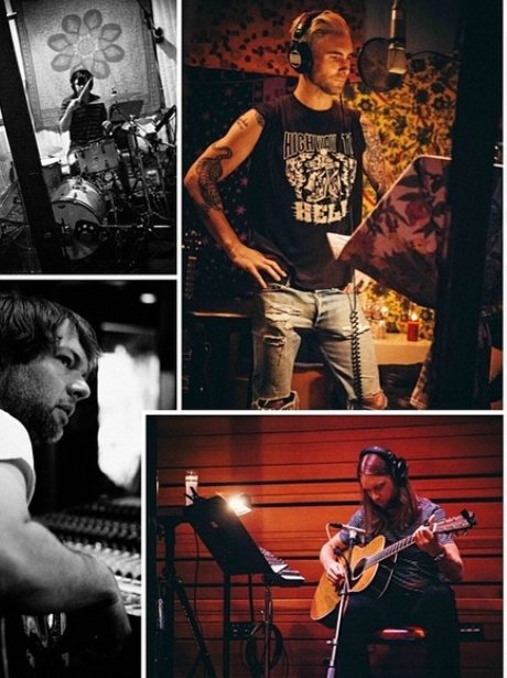 Maroon 5 New Album Instagram