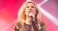 Ellie Goulding live at the Eden Sessions