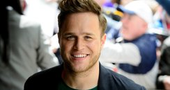Olly Murs Ivor Novello Awards 2014