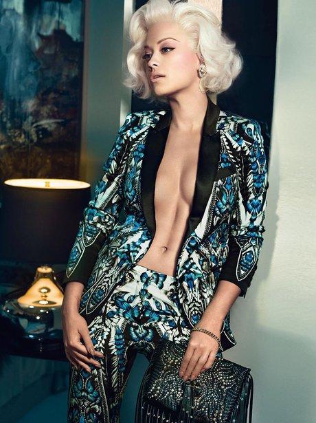 Rita Ora stars in Roberto Cavalli campaign