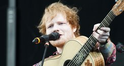 Ed Sheeran at V Festival 2014 Chelmsford