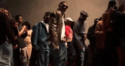 Usher Dance Moves Evolution