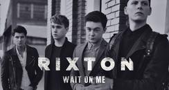 Rixton 'Wait On Me' Single Artwork