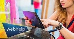 Webhelp UK - iPad Mini Giveaway