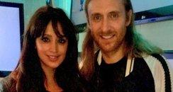 David Guetta with Max