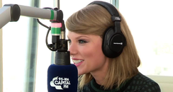 Taylor Swift on Capital