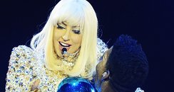 Lady Gaga ARTPOP Tour 2014