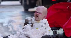 Devil Baby Prank Video