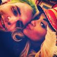 Rita Ora and Ricky Hillfiger