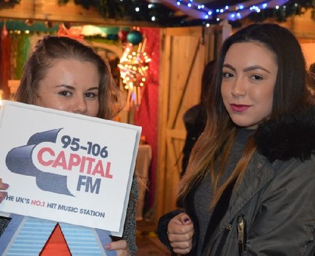 Capital @ Step into Christmas Part Two