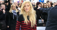 Ellie Goulding Band Aid 30 recording