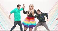 "Screencap from Meghan Trainor's ""Lips Are Movin"""