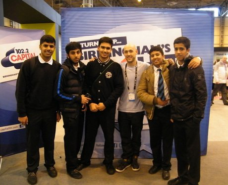 The Skills Show 2014 at NEC