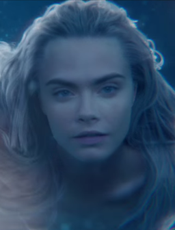 Cara Delevingne Pan Movie Trailer