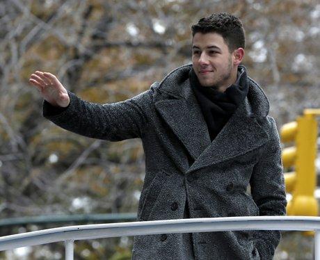 Nick Jonas Thanksgiving