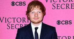 Ed Sheeran Victoria's Secret Fashion Show 2014